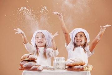 Culinary Kids Flour