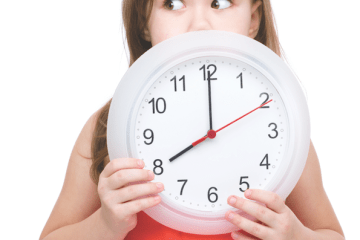 Time Clock Girl