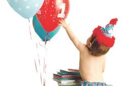 1st Birthday- Dr. Suess