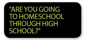 HighSchool_Homeschool