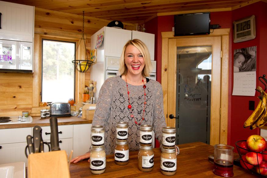 Kari-with-Jars