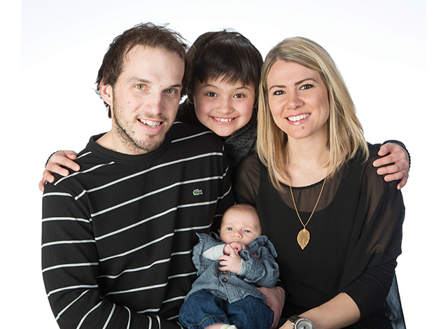 Danny Batman Family