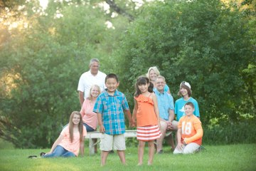 Legacy Family Shots