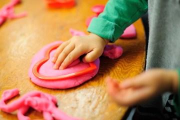 Homemade Playdough