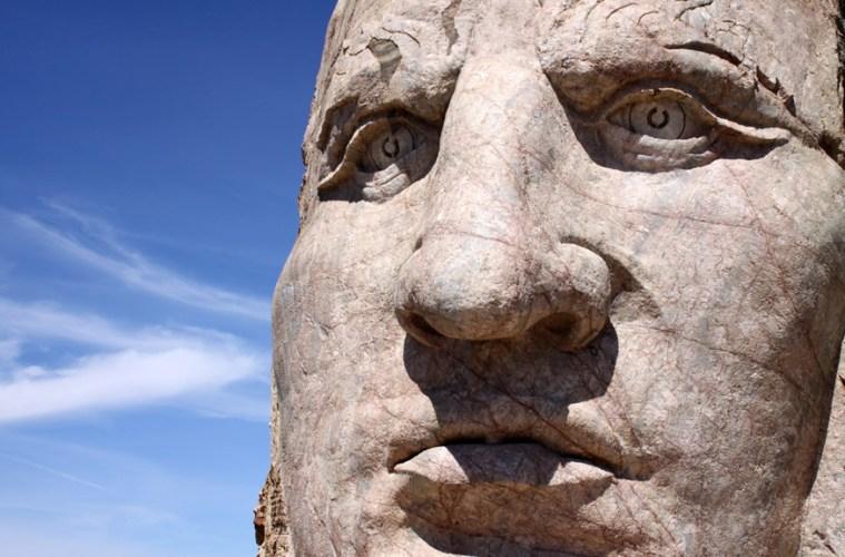 Families Climb Crazy Horse Memorial - Black Hills Parent