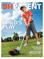 Black Hills Parent Magazine Cover - Fall 2017