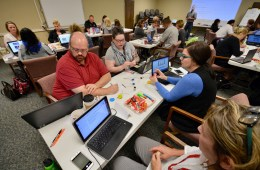 Adults Computer Classroom