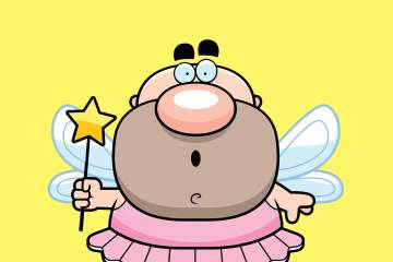 Tooth Fairy Graphic