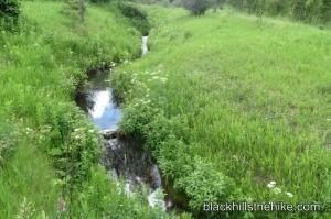 Little Spearfish Creek