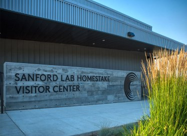 Sanford Lab Homestake Visitor Center