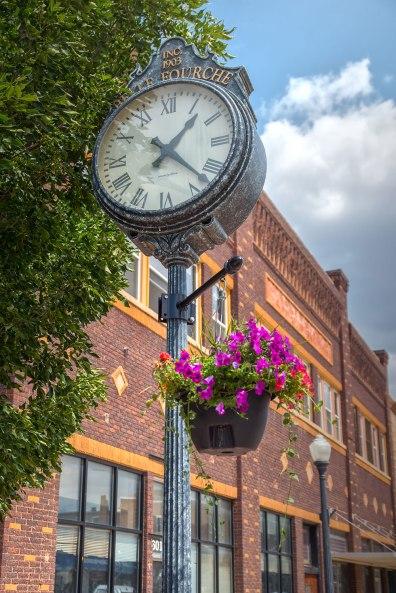 Belle Fourche Clock