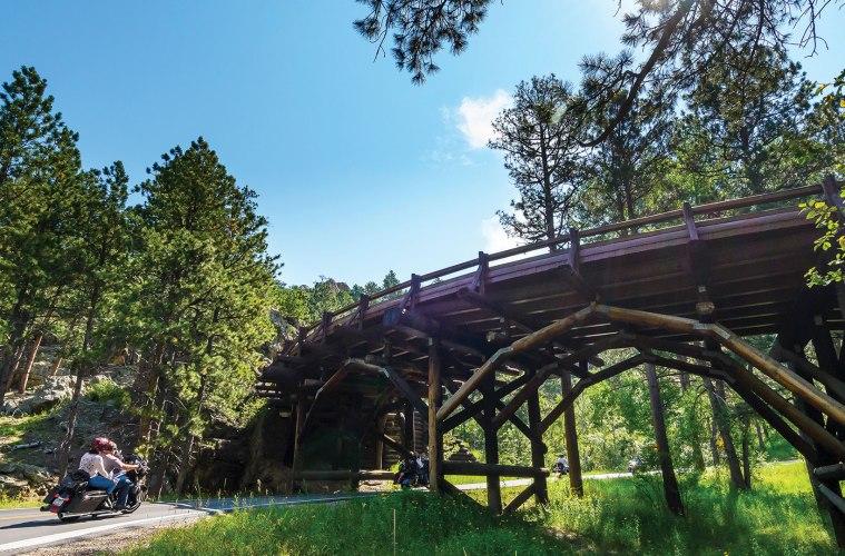 Bridge Black Hills