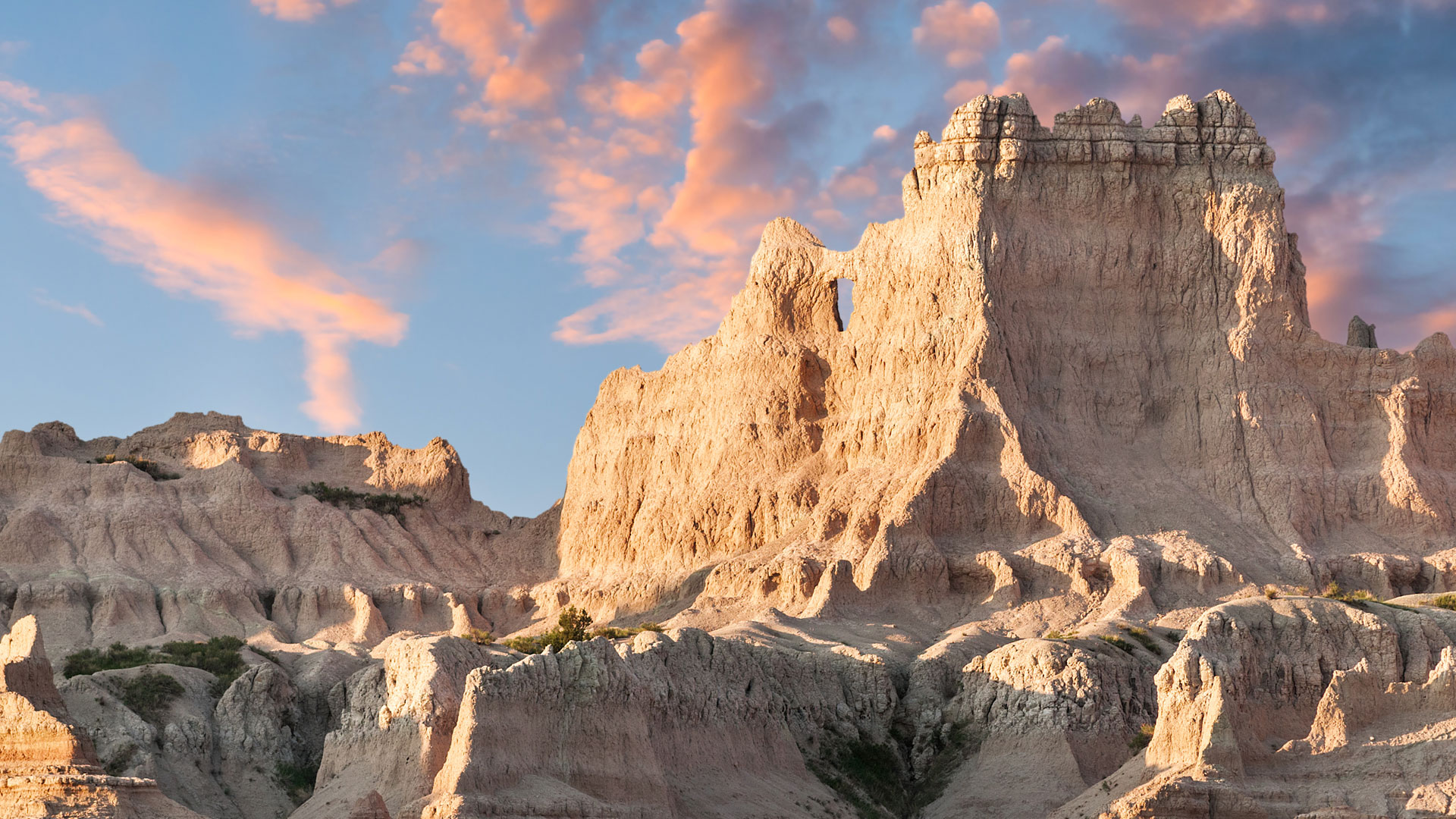 Black Hills and Badlands Geology