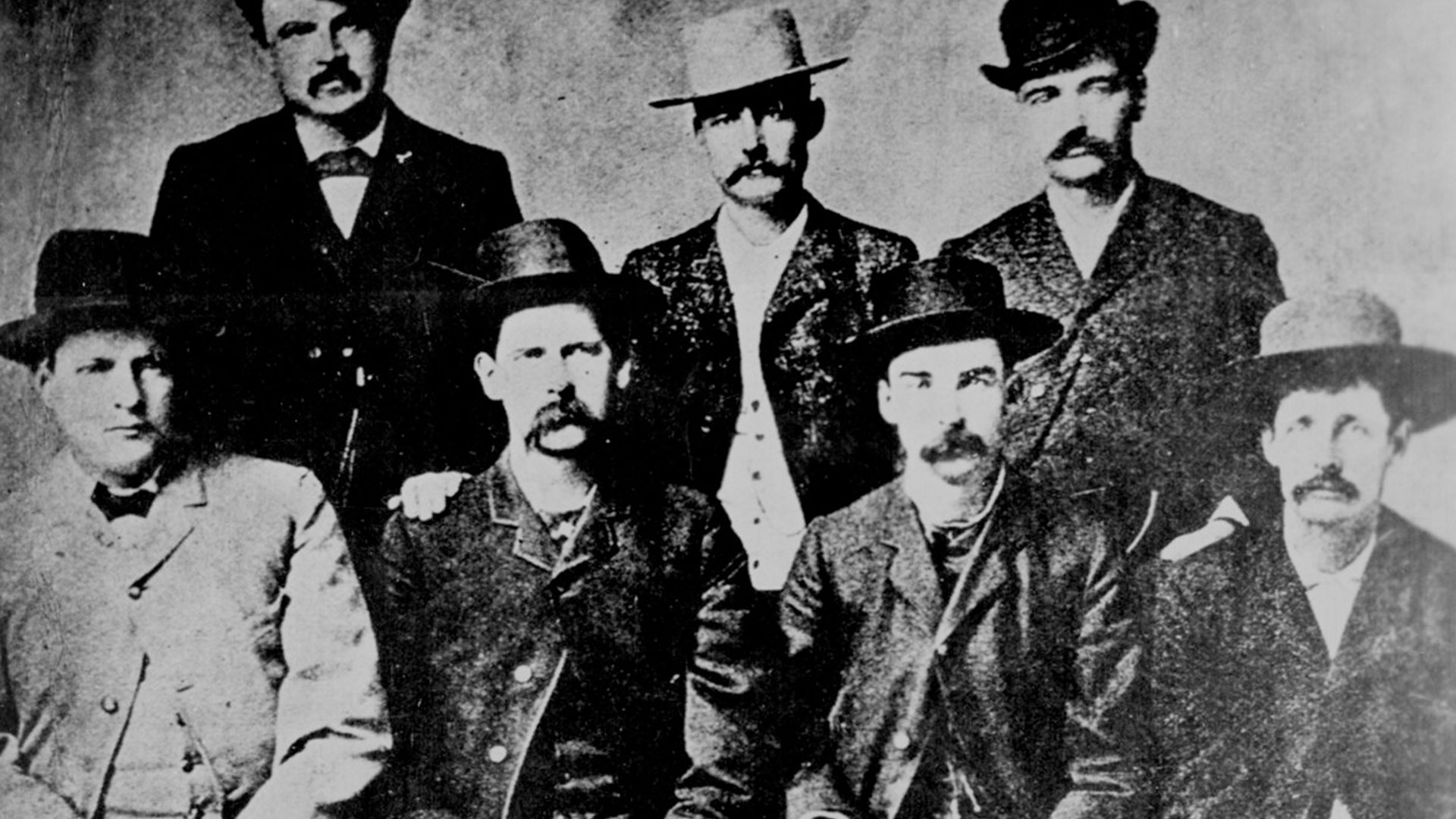 Wyatt Earp In The Black Hills Black Hills Visitor