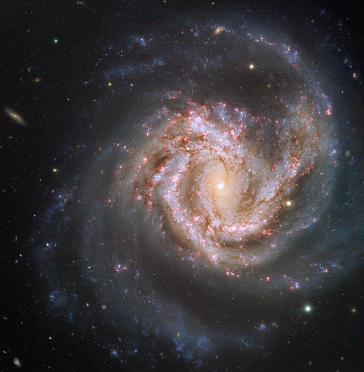 spiral galaxy M61