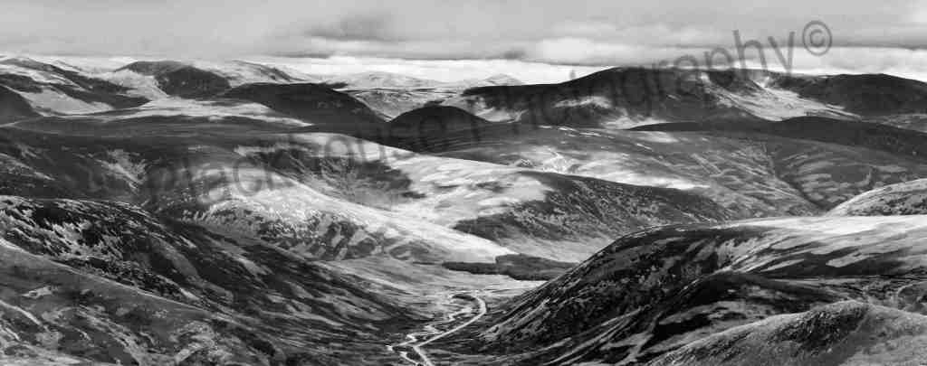 Blackhouse Photography Munros Black & White