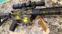 battle-worn-yellow-cerakote