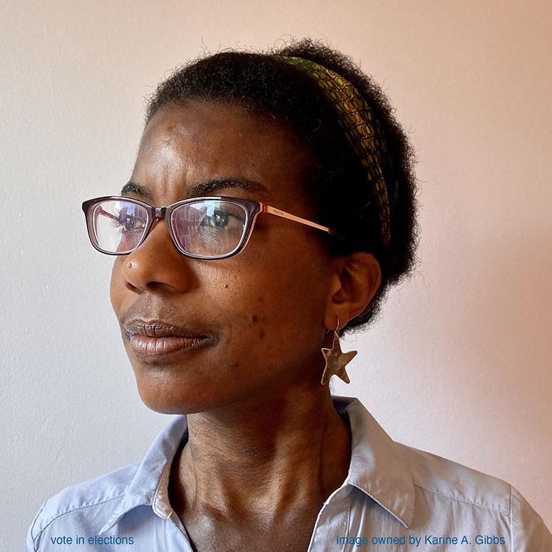 Karine Gibbs, BA, PhD