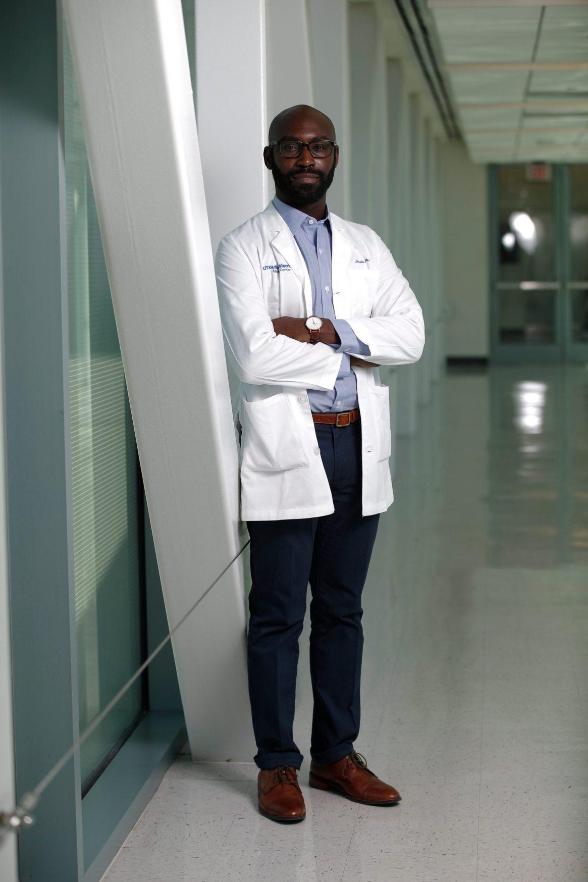 John Francis Brooks II, PhD
