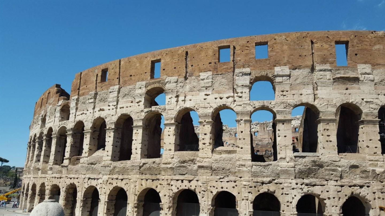 week end à Rome