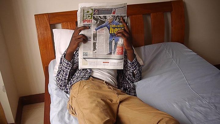Kenyan Boys Fuck Bareback