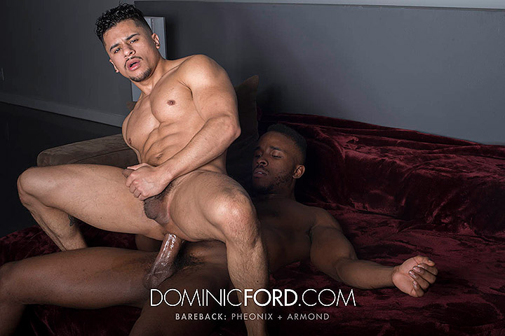 Pheonix Fellington Fucks Armond Rizzo