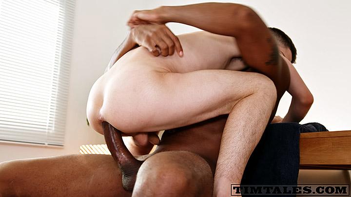 New Black Hunk Sly Barebacks Alex Roman