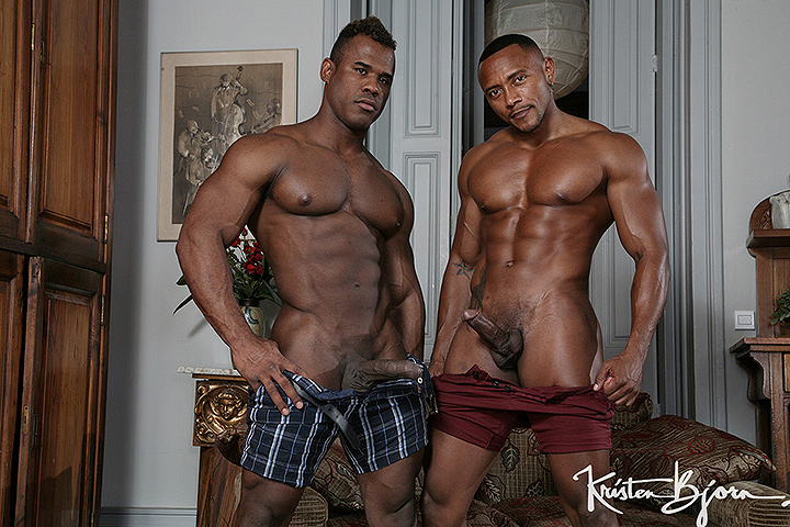 Dark Meat: Ridder Rivera Fucks Santi Konnor