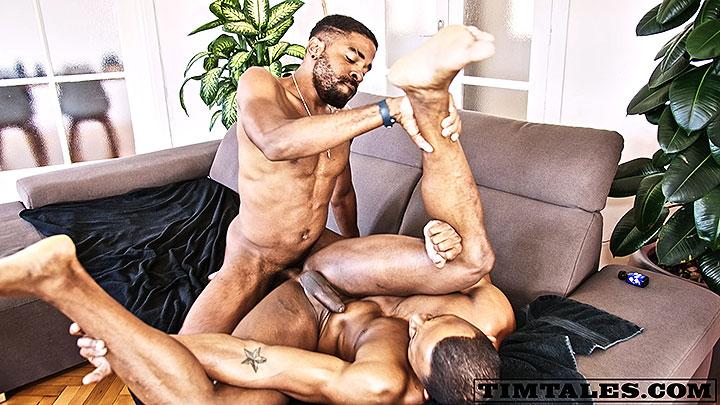TimTales: Claudio Medina Fucks Santi Konnor