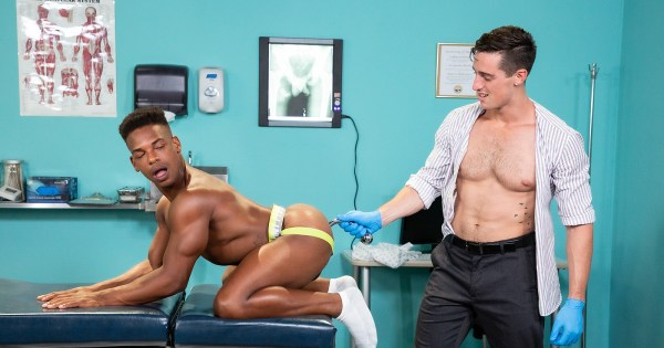 HotHouse: Dirty Doctor - Scene 04