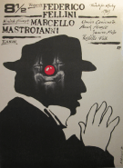8½ Polish Poster II