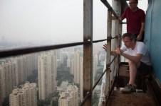 Shooting in Shanghai