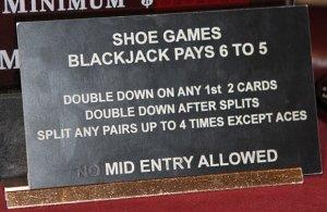 65 blackjack