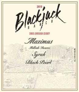 Syrah Maximus Black Pearl