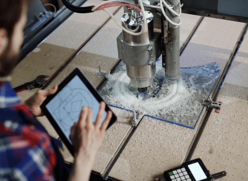 prototyping a plastic model