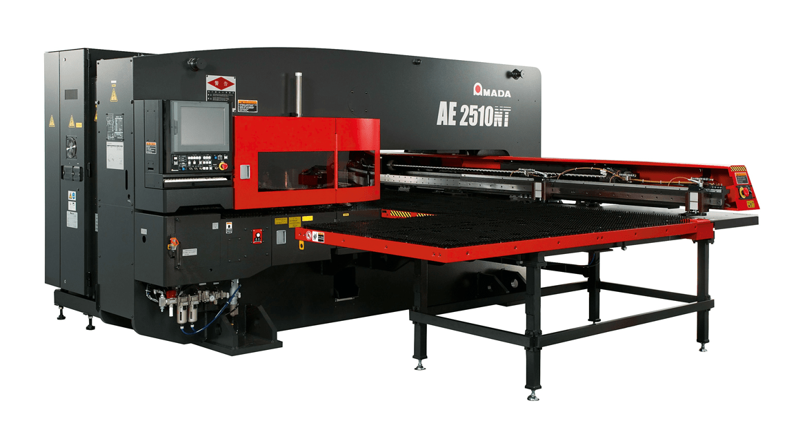 amada punching machine