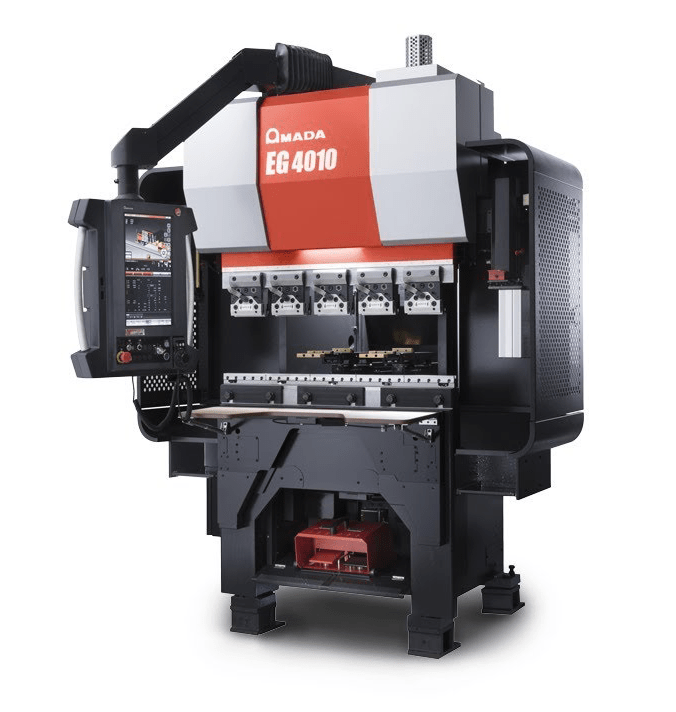amada bend press machine