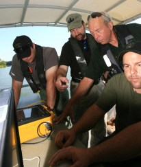 Side Scan Sonar Training