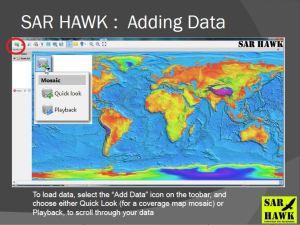 SAR HAWK Add Data