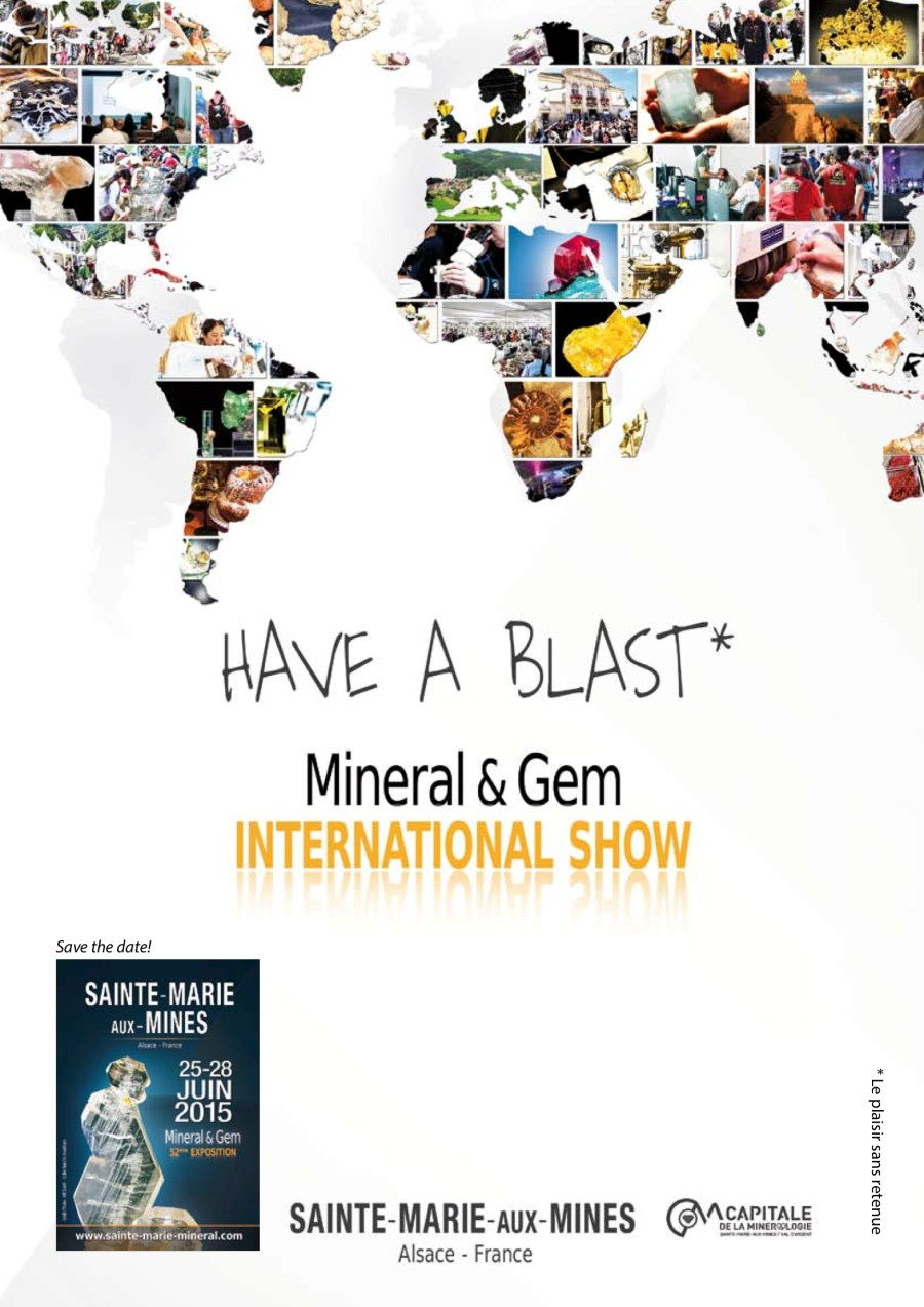 germ and mineral show in france