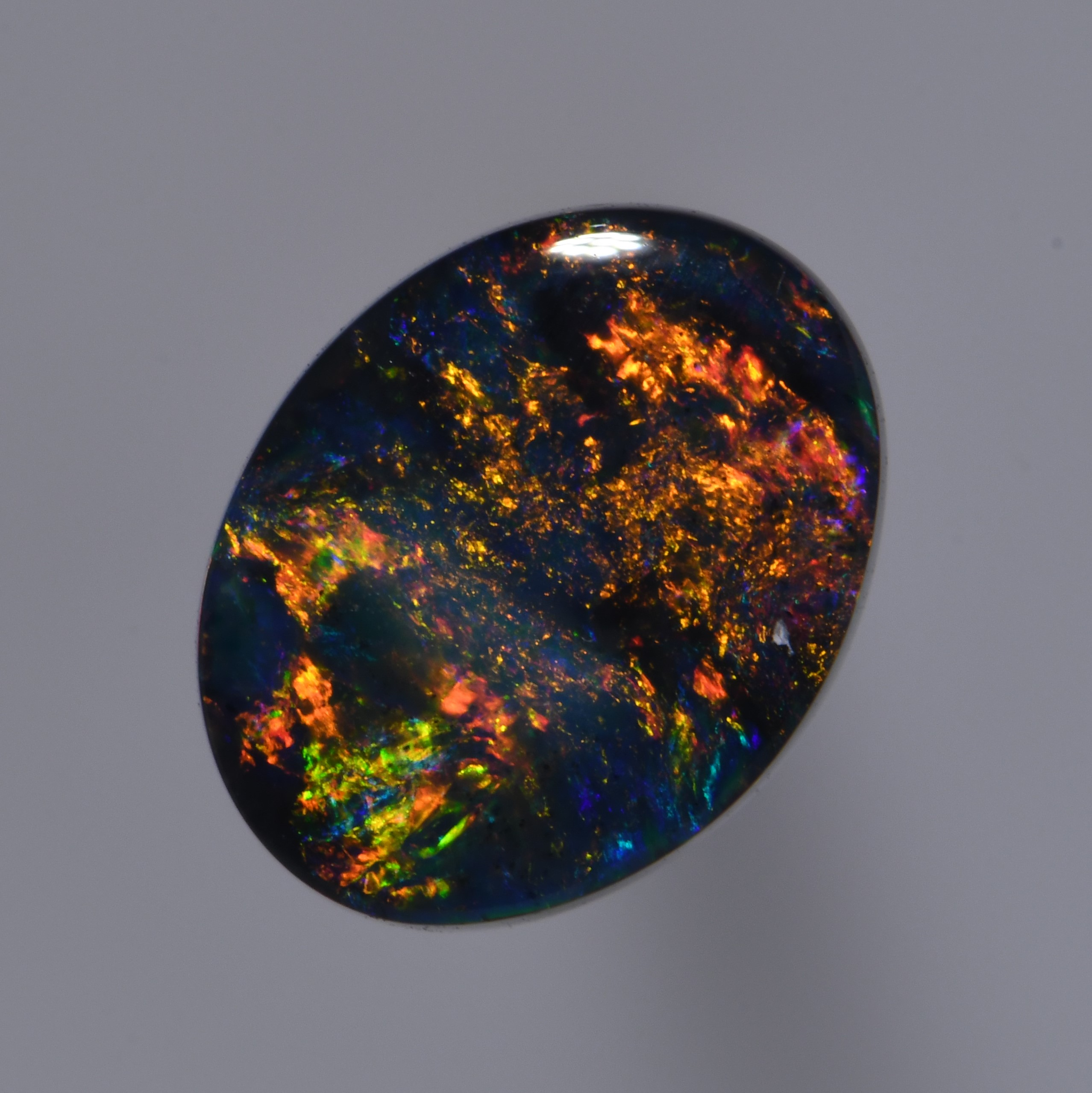 black opal solid