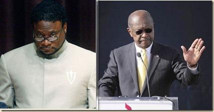 Dr. Boyce: Herman Cain, Eddie Long and Powerful Black Men in the Pulpit  eddie herman thumb picture