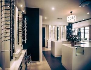 interior architecture - optometry design