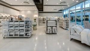 Granny Goose retail interior