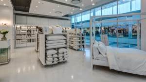Retail interior design
