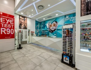 retail design - optometry