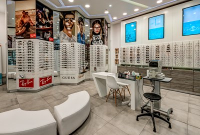 interior design optometry