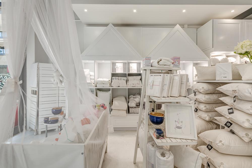 Granny goose retail interior design by blackline retail interiors