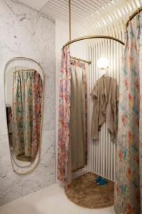Blackline retail interiors - change rooms design - retail details - retail design
