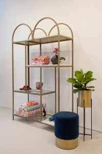 Blackline retail interiors -custom retail shelving design - retail details - retail design